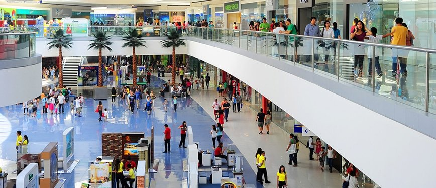 shopping centre cleaning services