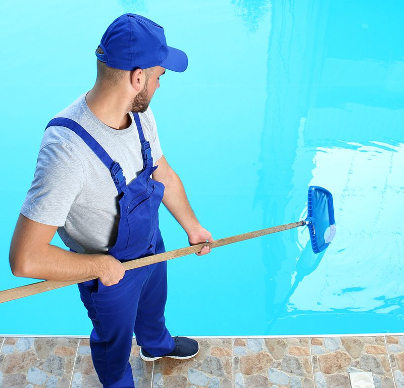 Specialised Cleaning Services - Pool cleaning