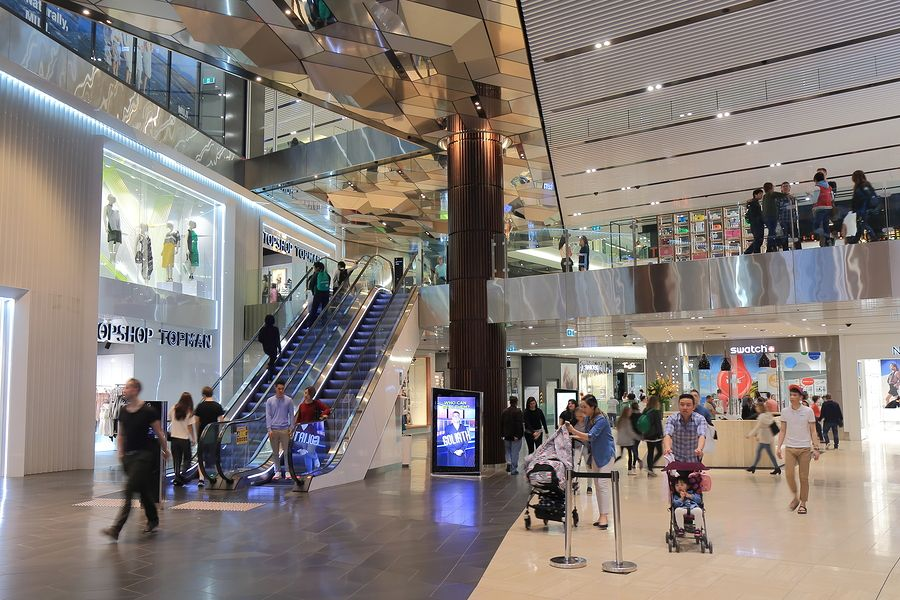 Facility Cleaning Services: Primary Places to Clean in a Shopping Centre