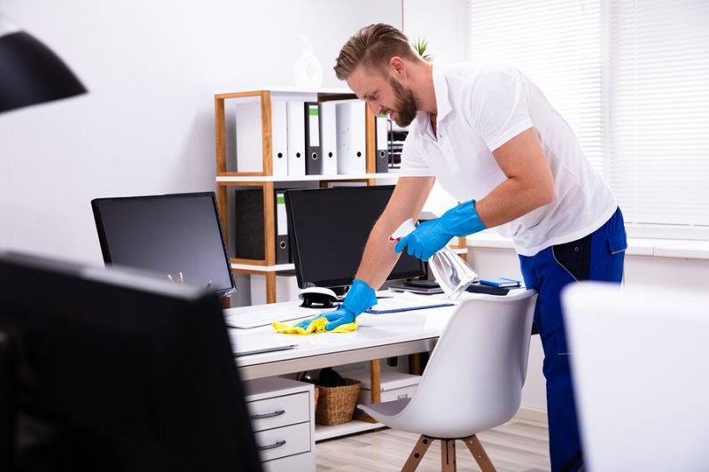 commercial cleaner melbourne