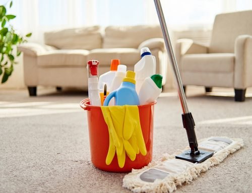 Upholstery cleaning – the best cleaning tips and tricks