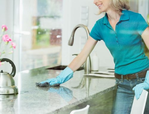 Our cleaners in Hobart explain how to clean marble