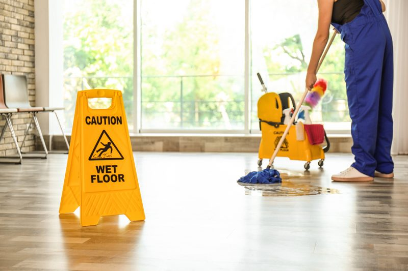 commercial cleaner in Sydney