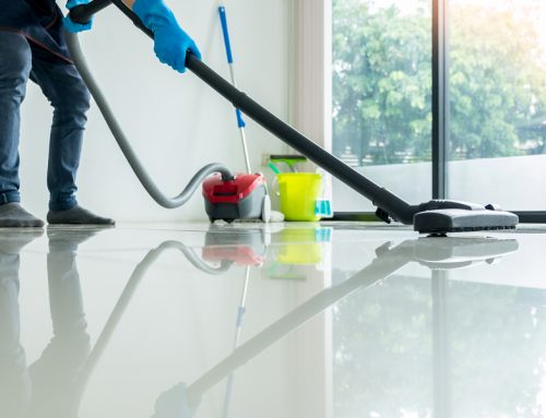 Why you need a commercial cleaner for your new shop fit-out!