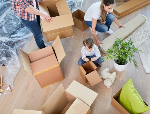 Moving out? Get your bond back with our end of lease cleaning!