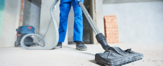construction cleaning mastercleaner