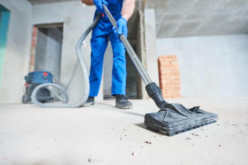 After-build Cleaning: Why Should You Hire Professional Cleaners for Your Newly Renovated Shop?