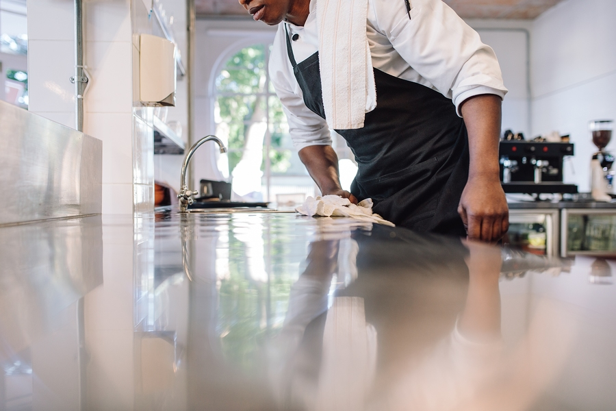 Deep clean your commercial kitchen with our cleaners in Sydney!